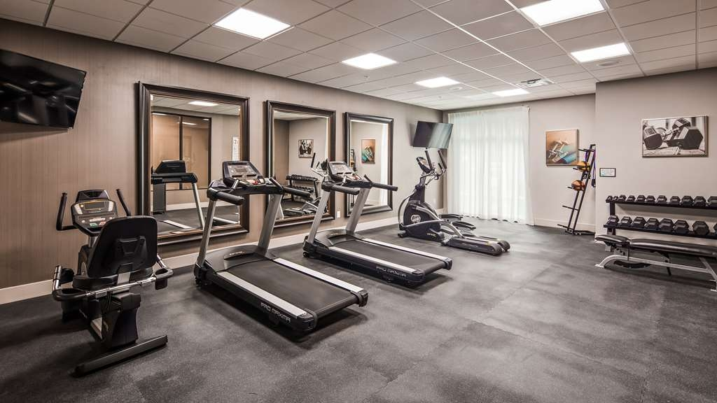Best Western Plus Ruston Hotel - Fitnessstudio