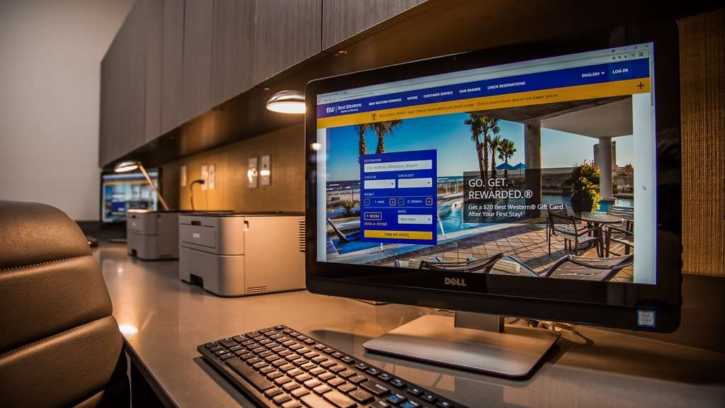 Best Western Plus Ruston Hotel - centro de negocios-característica