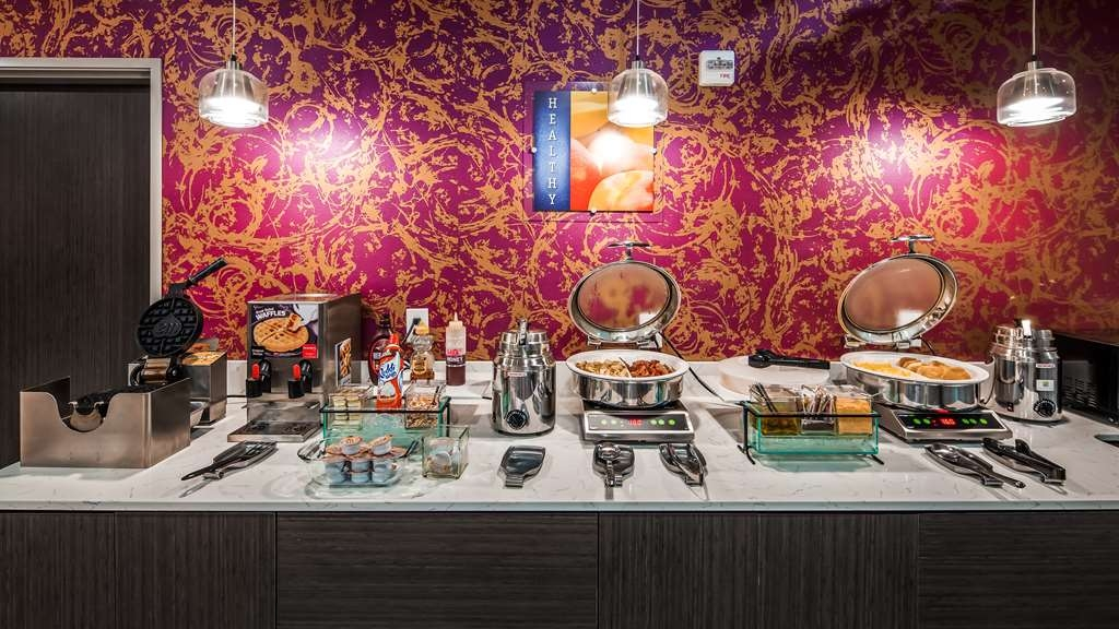 Best Western Plus Ruston Hotel - Desayuno Buffet