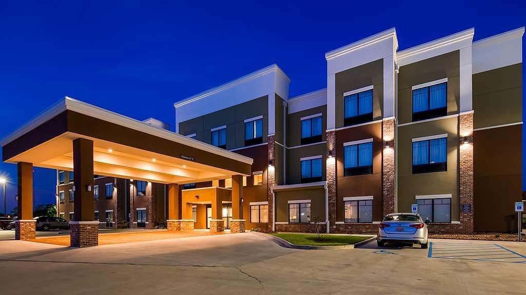 Best Western False River Hotel - Vue extérieure