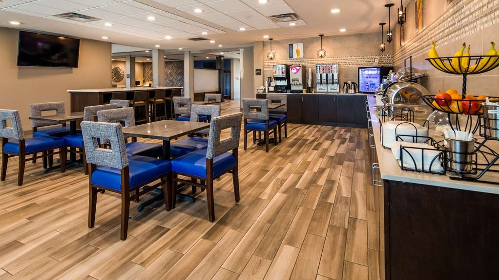 Best Western False River Hotel - Restaurant / Etablissement gastronomique