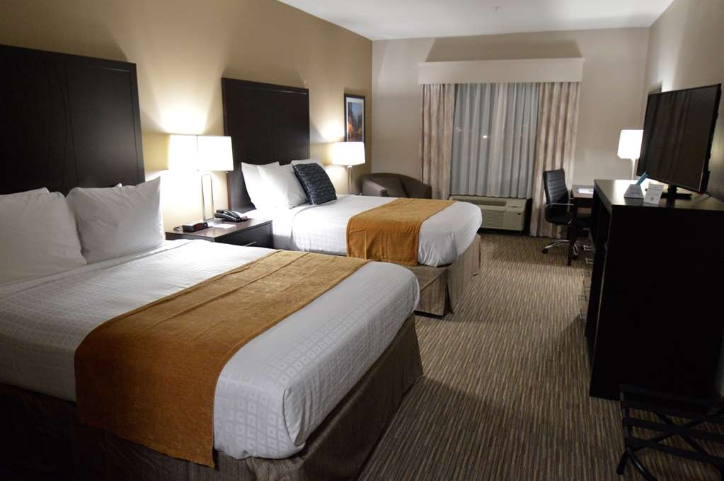 Best Western False River Hotel - Double Queen Guest Room