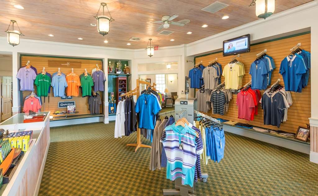 Cypress Bend Resort, BW Premier Collection - pro shop