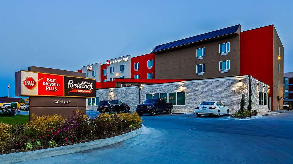 Best Western Plus Executive Residency Ascension Hotel - Vista exterior