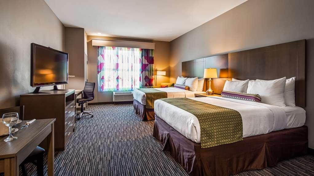 Best Western Plus Executive Residency Ascension Hotel - Two Queen Guest Room
