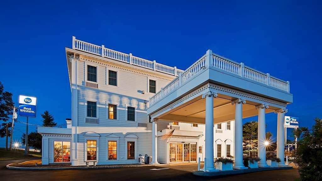 Best Western White House Inn - Aussenansicht