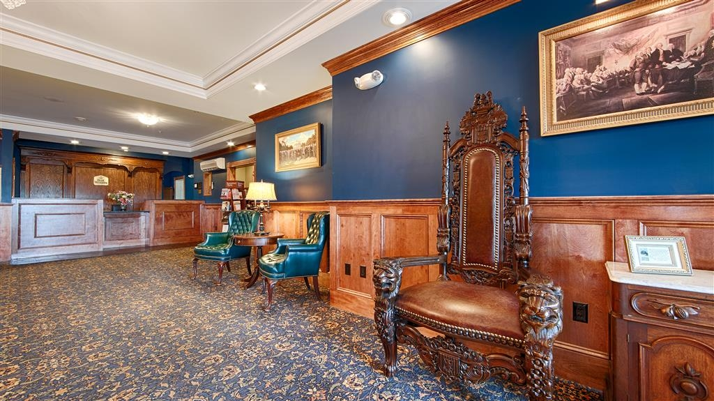 Best Western White House Inn - Our friendly and knowledgeable staff members are here to welcome you.