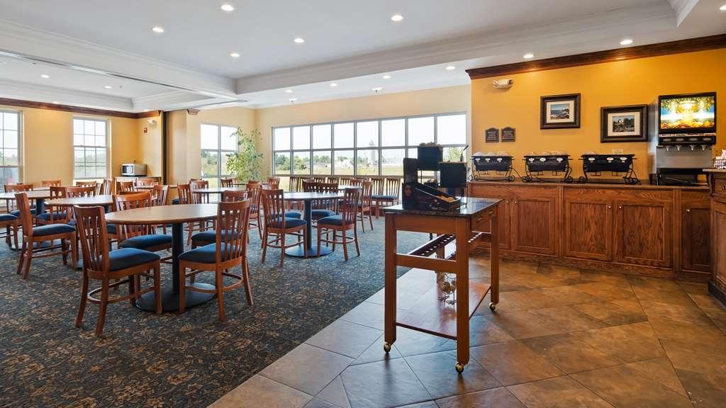 Best Western White House Inn - Breakfast Area