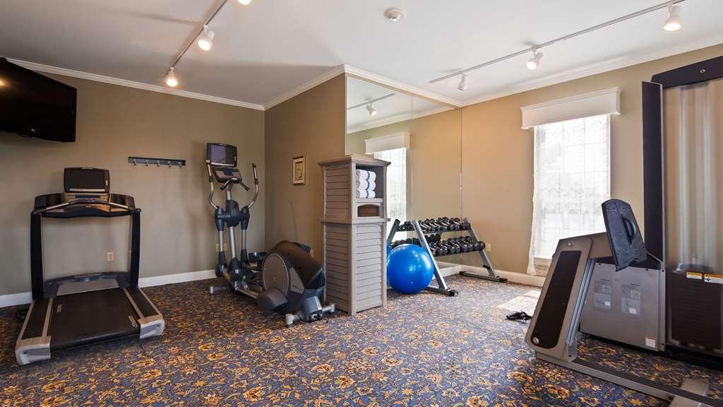 Best Western White House Inn - Club de salud