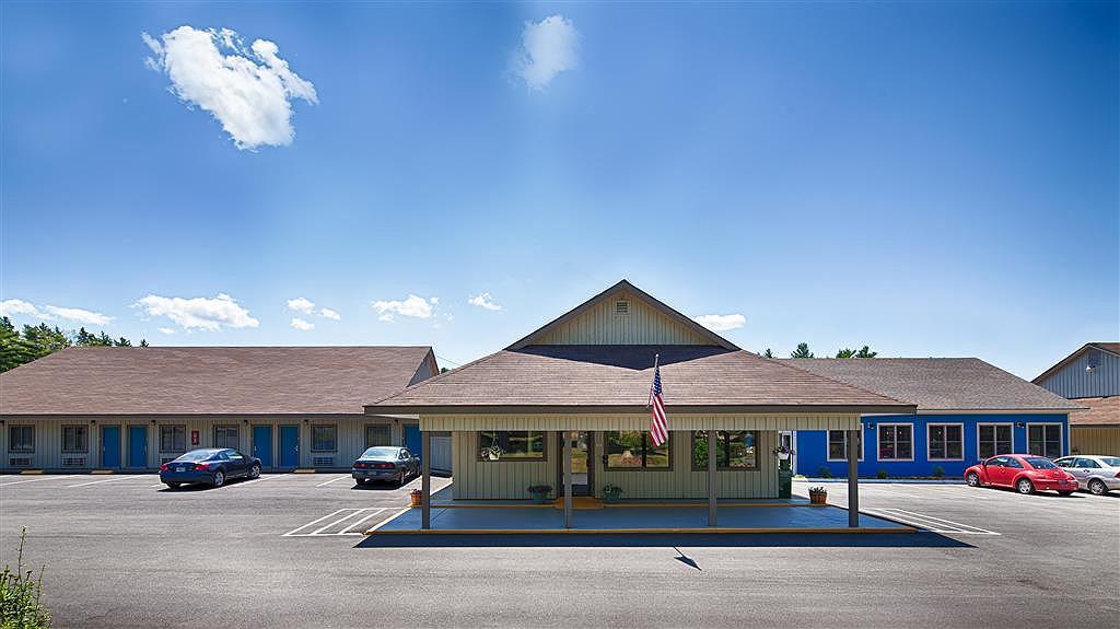 Best Western Acadia Park Inn - Area esterna