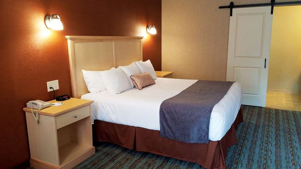 Best Western Acadia Park Inn - King Room