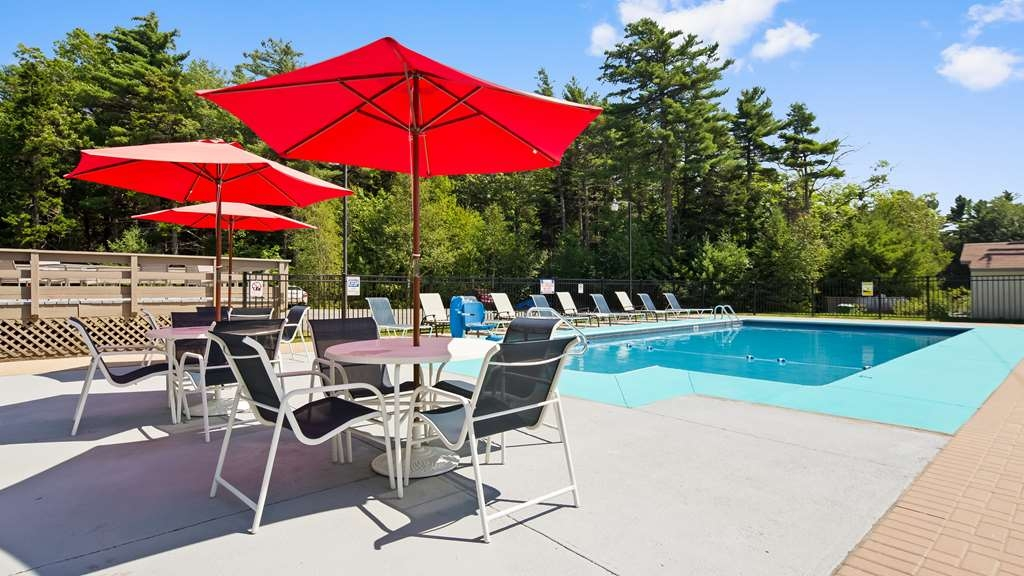 Best Western Acadia Park Inn - Pool