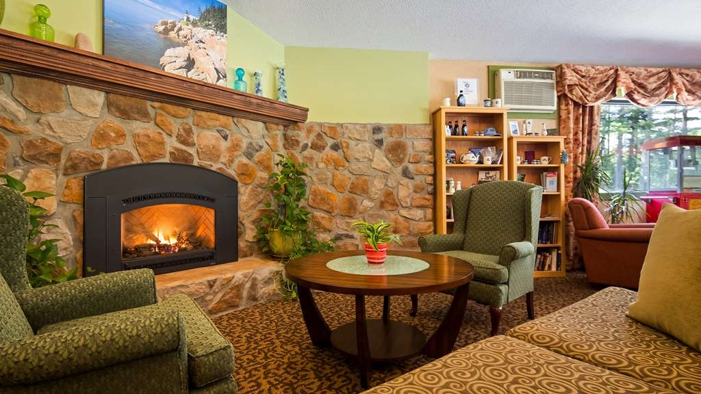 Best Western Acadia Park Inn - Hall