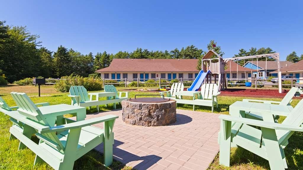 Best Western Acadia Park Inn - Vista Exterior