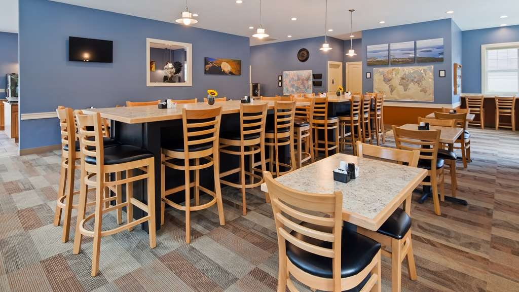 Best Western Acadia Park Inn - Breakfast Area