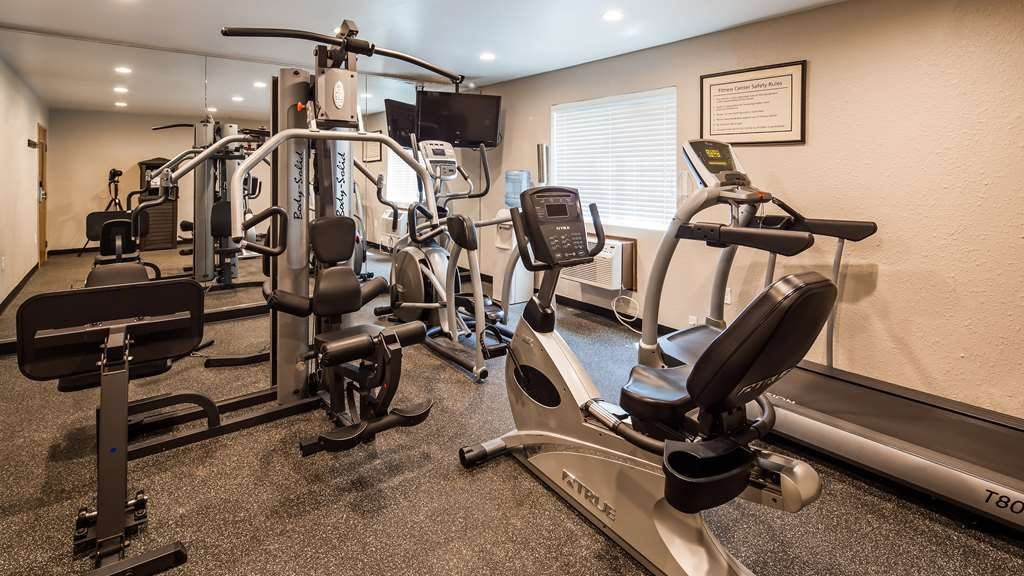 Best Western York Inn - Fitness Center