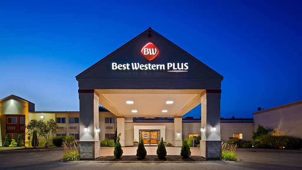 Best Western Plus Augusta Civic Center Inn - Aussenansicht