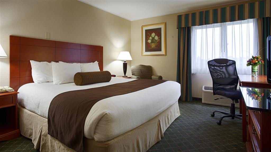 Best Western Plus Augusta Civic Center Inn - Chambres / Logements