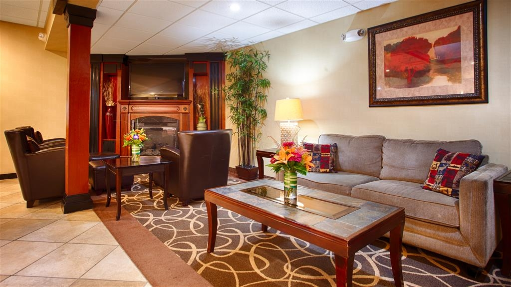 Best Western Plus Augusta Civic Center Inn - Vue du lobby