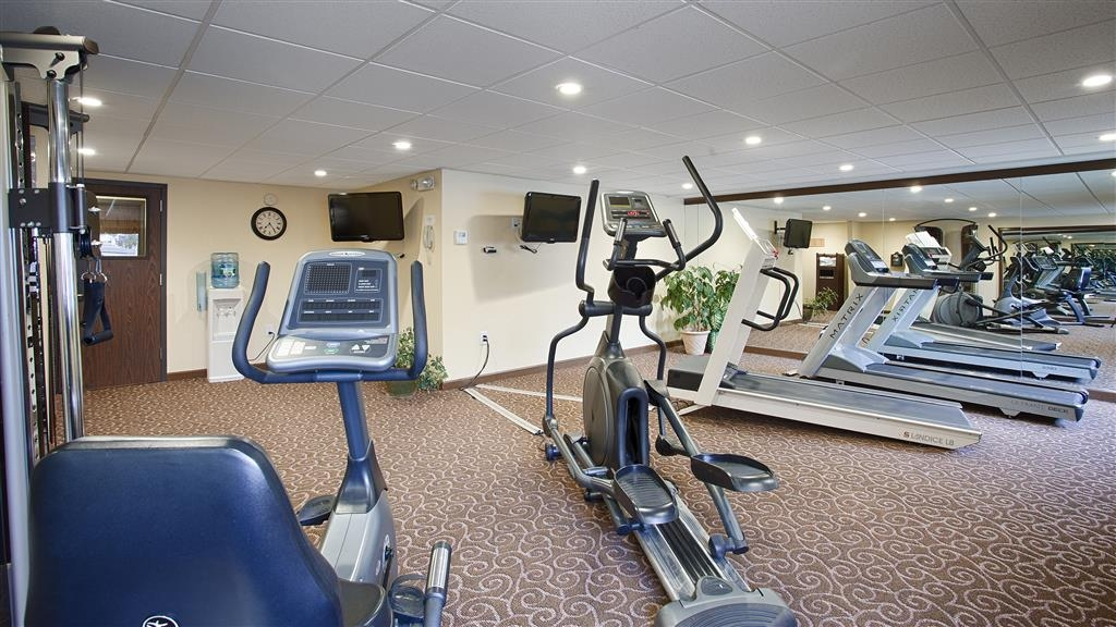 Best Western Plus Augusta Civic Center Inn - Club de remise en forme