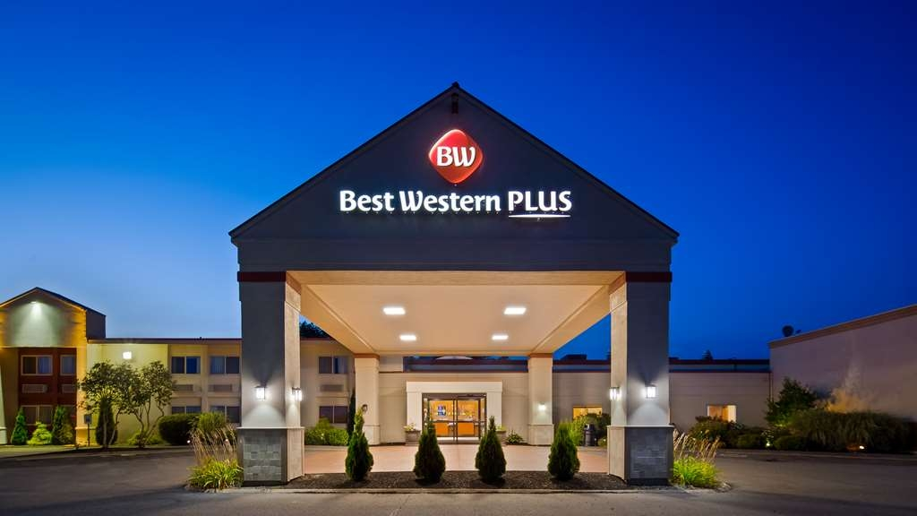 Best Western Plus Augusta Civic Center Inn - Facciata dell'albergo