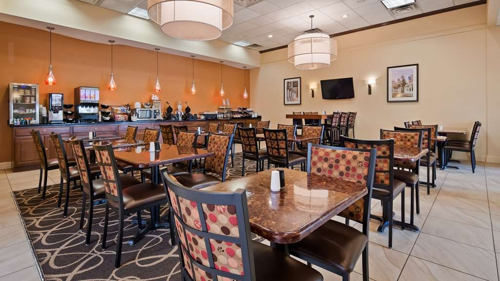 Best Western Plus Augusta Civic Center Inn - Ristorante / Strutture gastronomiche