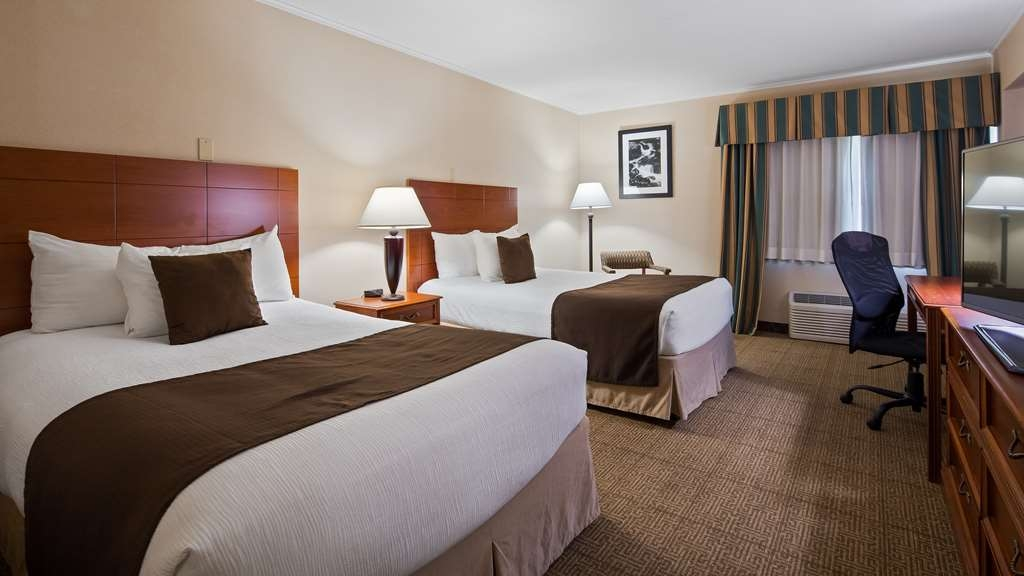 Best Western Plus Augusta Civic Center Inn - Camere / sistemazione