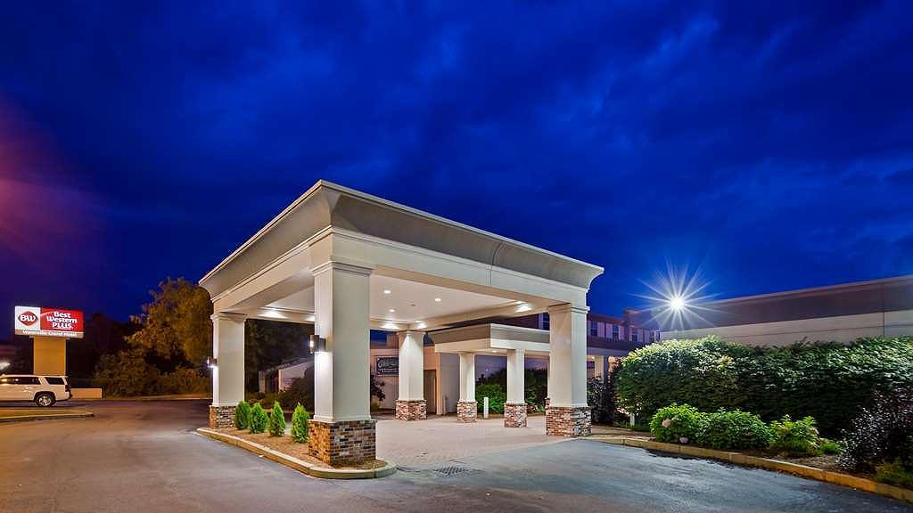 Best Western Plus Waterville Grand Hotel - Aussenansicht