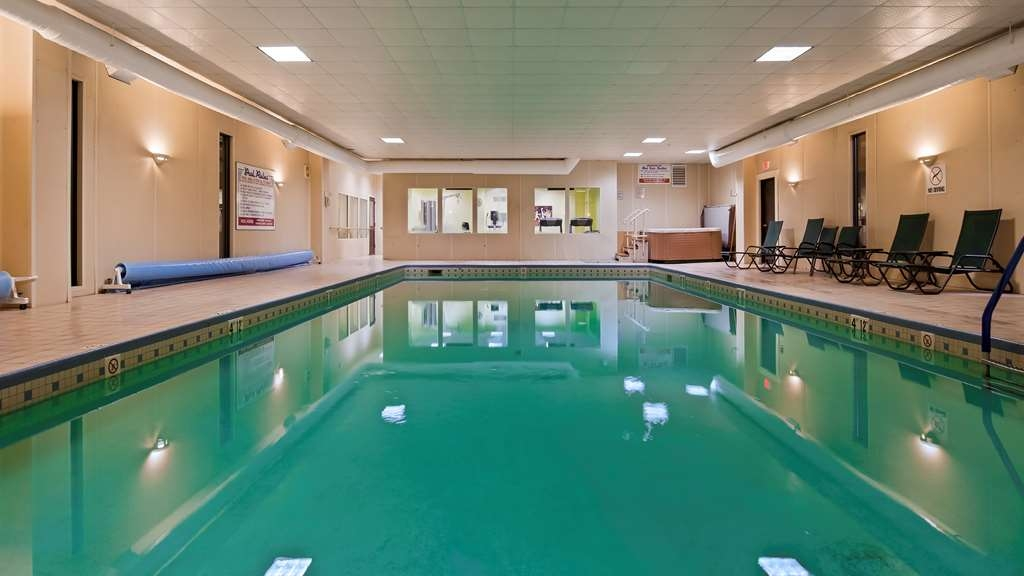 Best Western Plus Waterville Grand Hotel - Indoor Pool