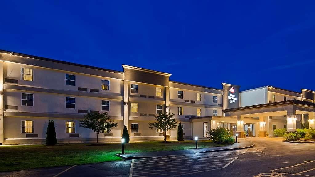 Best Western Plus Brunswick Bath - Exterior