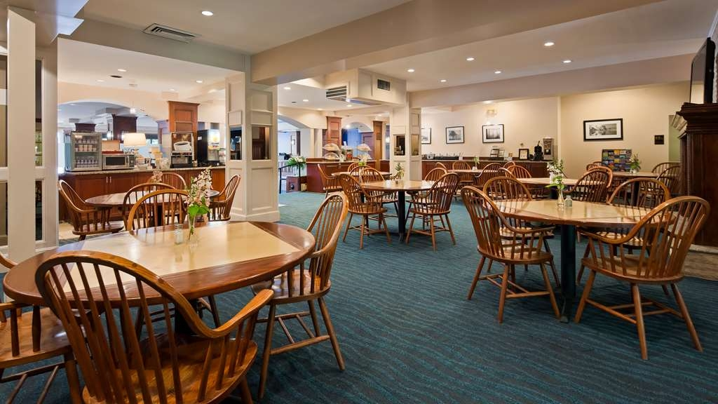 Best Western Plus Brunswick Bath - Restaurante/Comedor