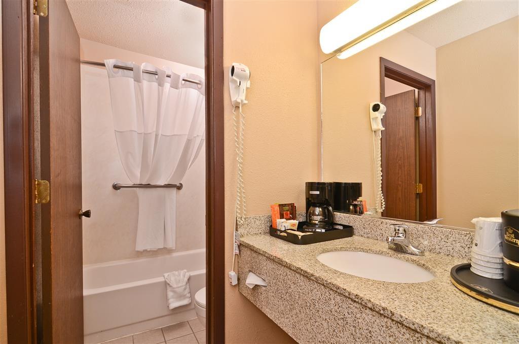 Best Western Bidarka Inn - Salle de bains