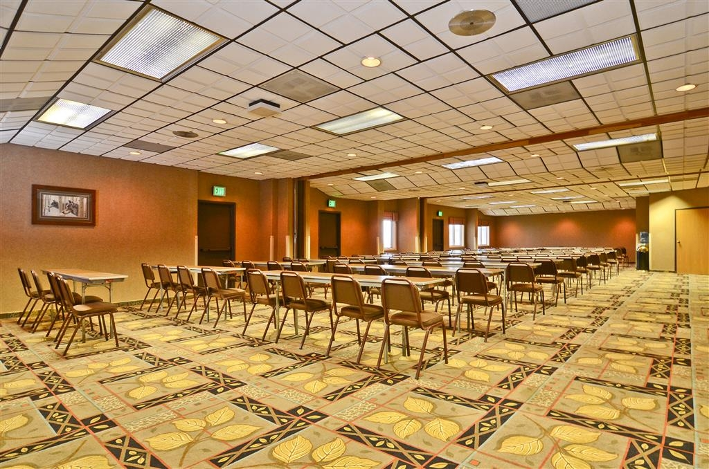 Best Western Bidarka Inn - Salle de réunion