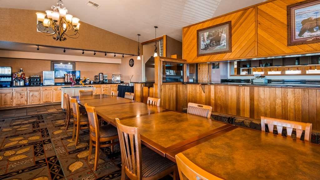 Best Western Bidarka Inn - Restaurant / Etablissement gastronomique