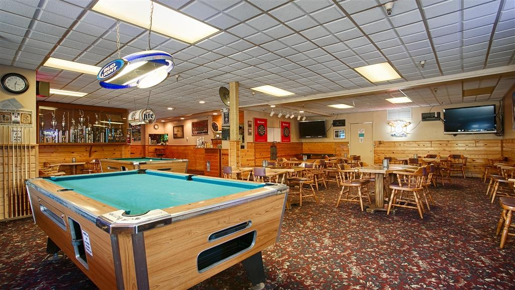 Best Western Bidarka Inn - Bar/Lounge
