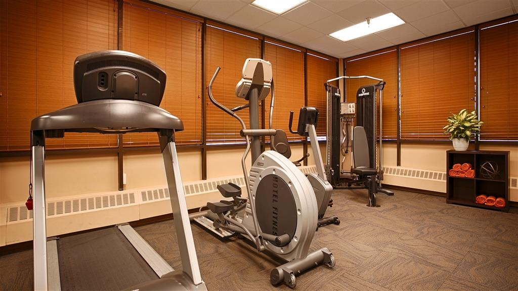 Best Western Golden Lion Hotel - Centre de fitness