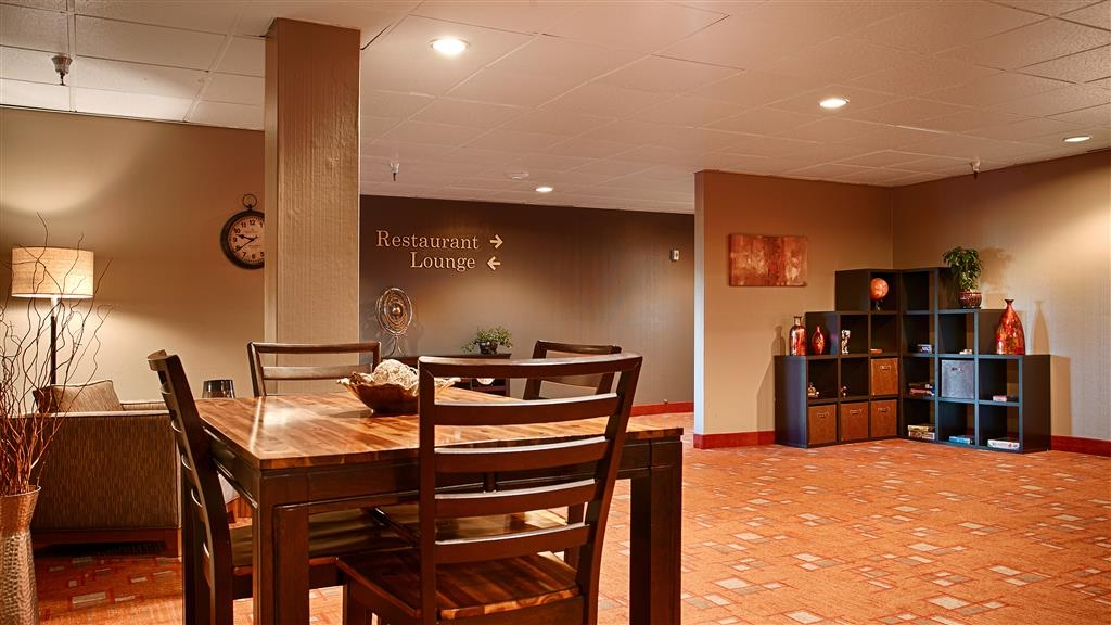 Best Western Golden Lion Hotel - Hall