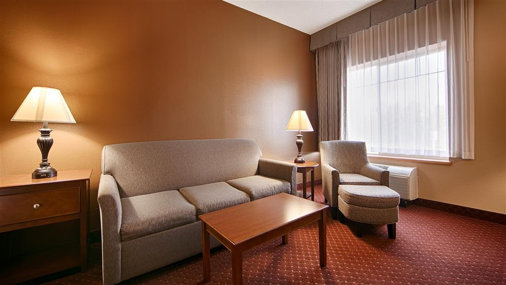 Best Western Golden Lion Hotel - Chambre