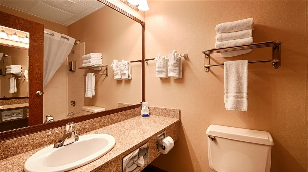 Best Western Golden Lion Hotel - Bagno
