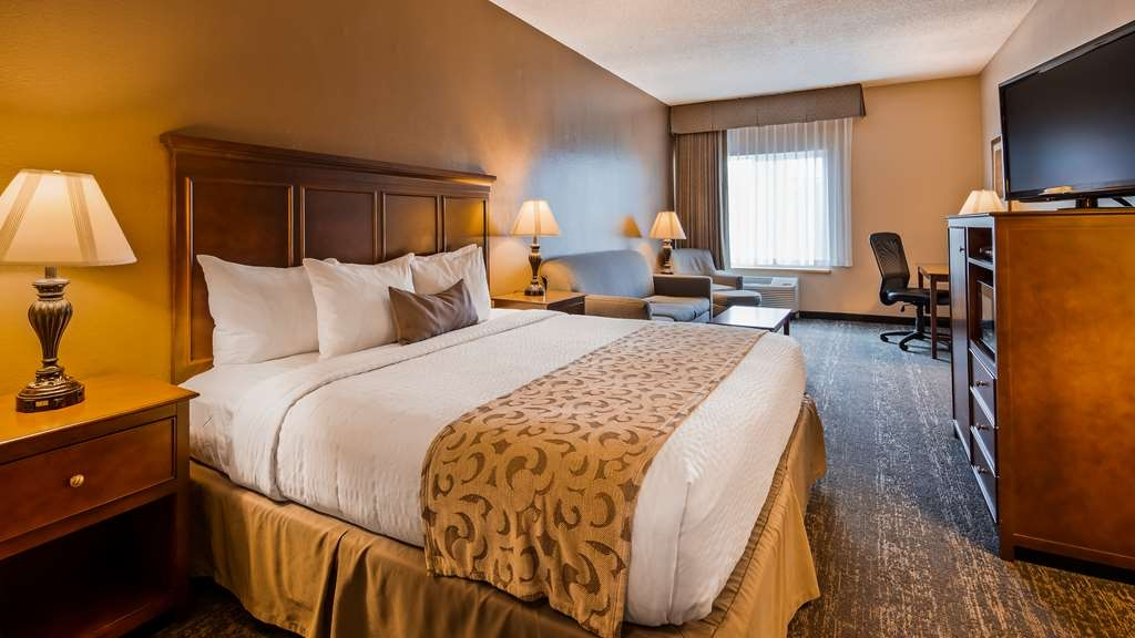Best Western Golden Lion Hotel - Chambres / Logements