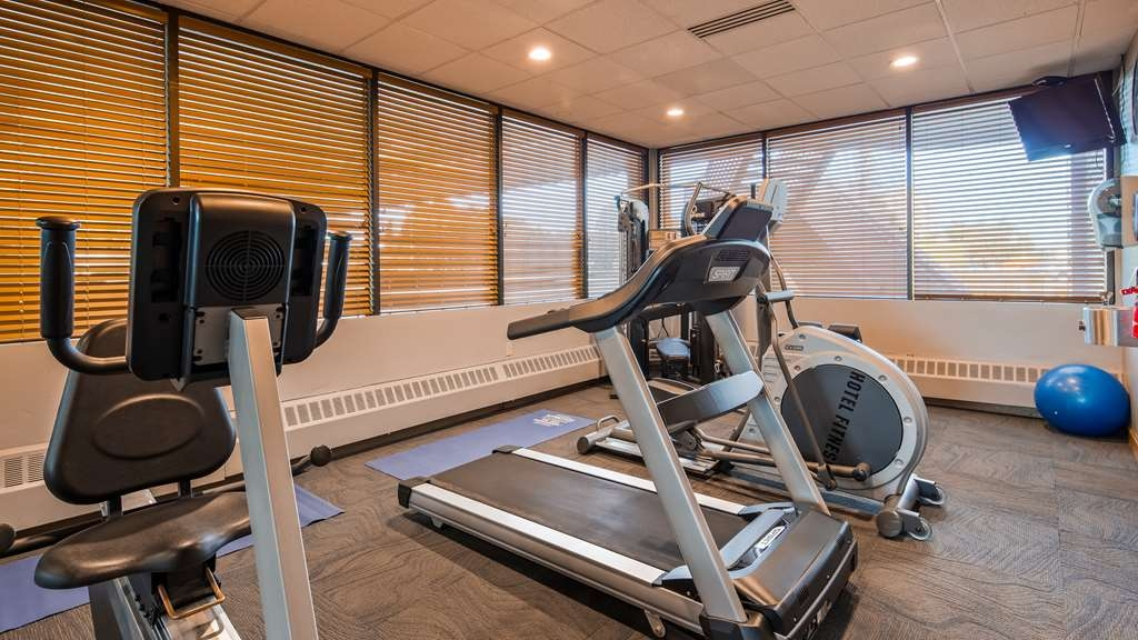 Best Western Golden Lion Hotel - Club de remise en forme