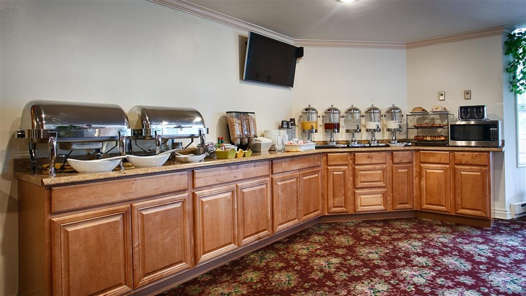 Best Western Country Lane Inn - Prima colazione a buffet