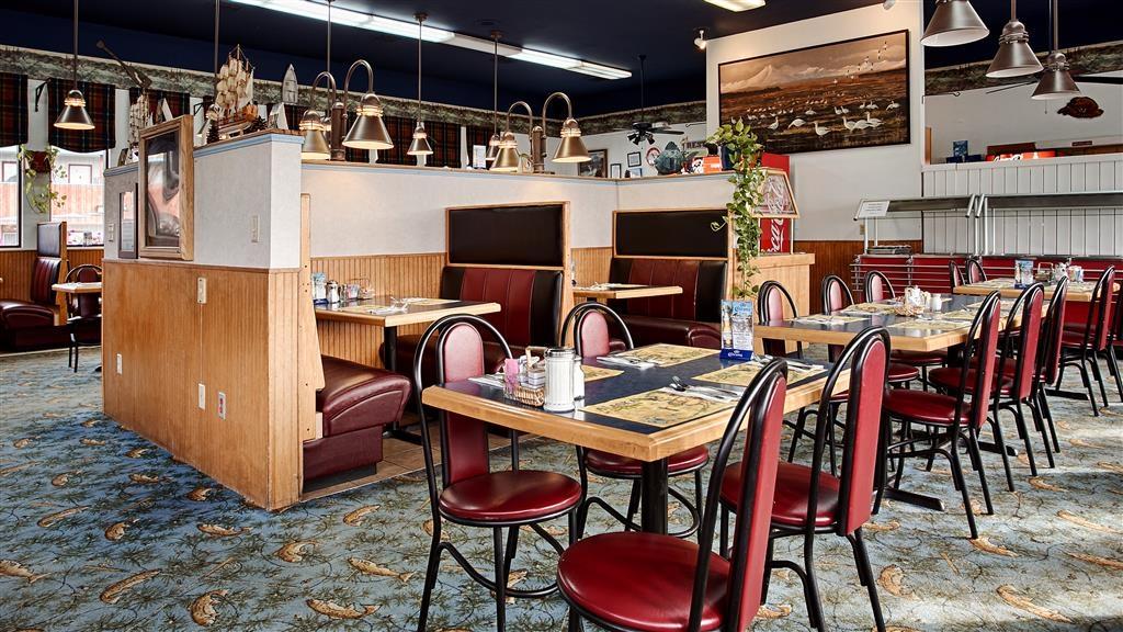 Best Western King Salmon Motel - Ristorante / Strutture gastronomiche