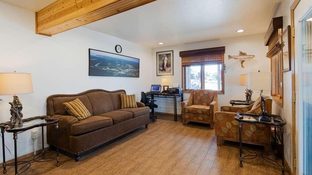 Best Western King Salmon Motel - Lobbyansicht