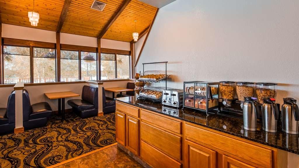 Best Western Lake Lucille Inn - Ristorante / Strutture gastronomiche