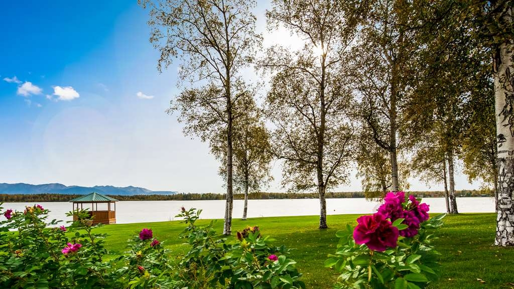 Best Western Lake Lucille Inn - View