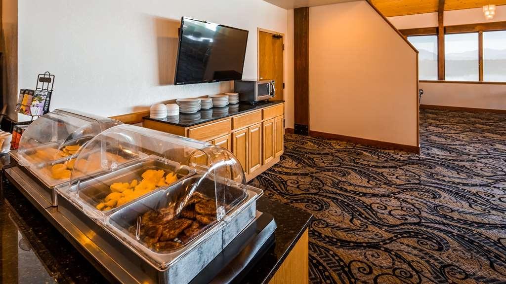 Best Western Lake Lucille Inn - Restaurant / Etablissement gastronomique