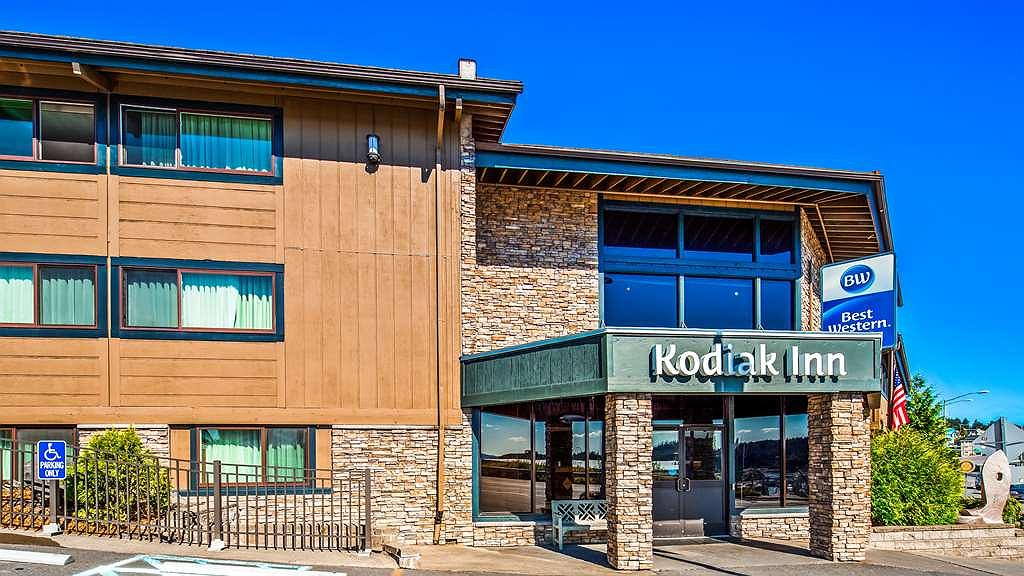 Best Western Kodiak Inn and Convention Center - Vista exterior