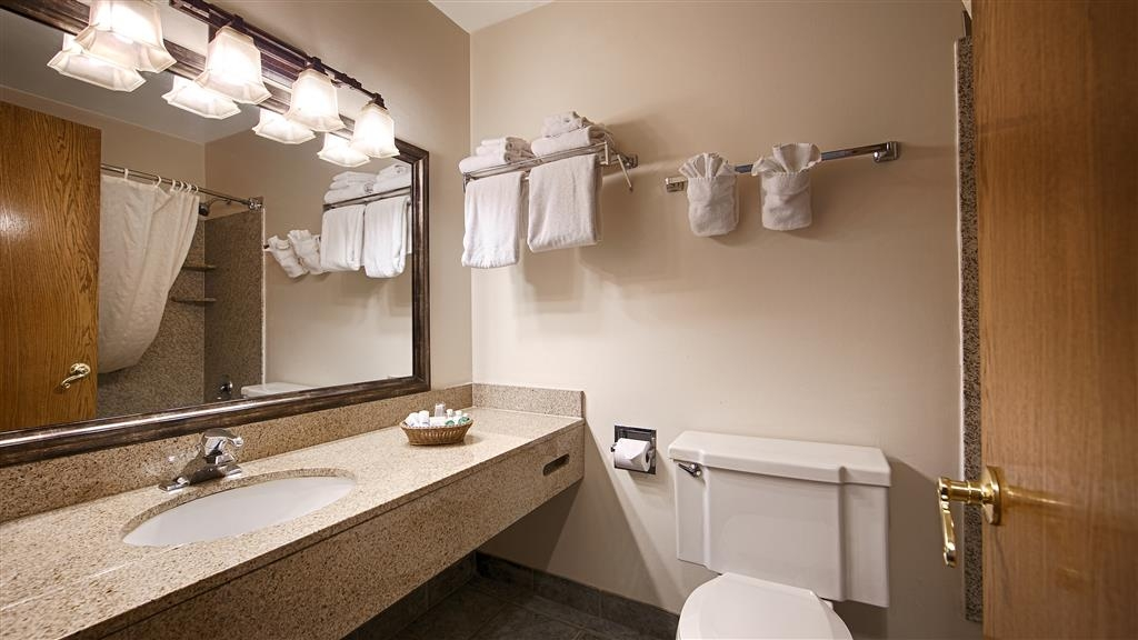 Best Western Kodiak Inn and Convention Center - Bagno