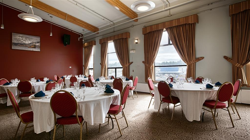 Best Western Kodiak Inn and Convention Center - Meeting room